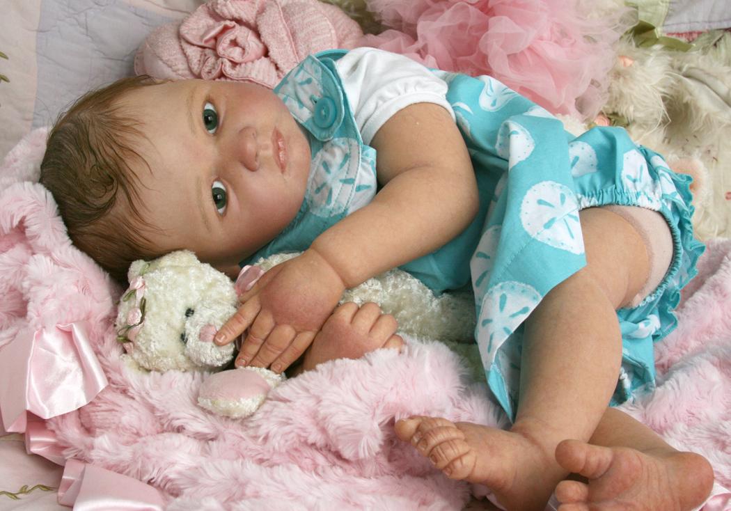 Angelic Dream Baby Amazing Baby Girl Emma Reborned By